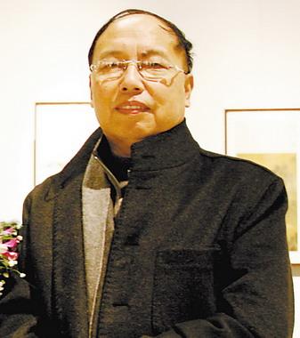 中国书画篆刻家_当代-书法空间——永不落幕的书法博物馆