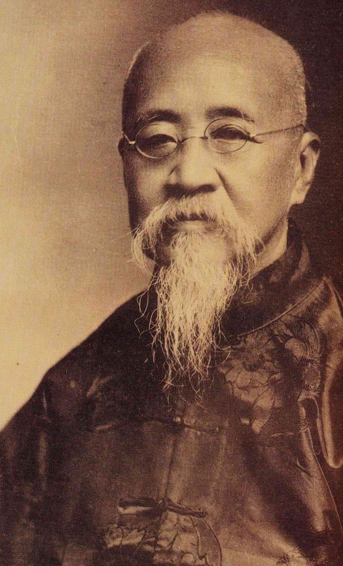 清代书法家:罗振玉(1865-1940)